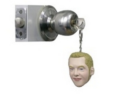 Key Chain doll made to look like you