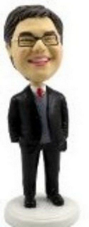 Executive Bobble Head 4 Custom Bobble Head