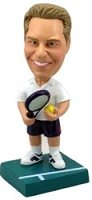 Tennis Custom Bobble Head (Bobbing )