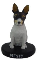 Full custom Pet bobblehead doll