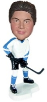 Hockey Custom Bobble Head (Bobbing )