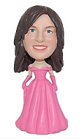 Custom Bobble Head Maid Of Honor | Gifts For Women