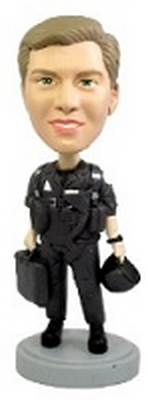 Pilot Custom Bobble Head 4 | Gift Ideas For Men