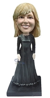 Custom Bobble Head Formal Gown | Gifts For Women