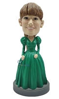 Custom Bobble Head Formal Gown 2 | Gifts For Women