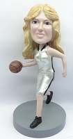 Custom Bobble Head Basketball Female 4 | Gifts For Women