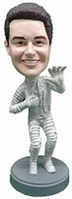 Hi Mummy!! custom bobblehead doll