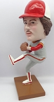 Baseball Pitcher 3 Custom Bobble Head (Bobbing )