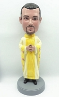 Religious Custom Bobble Head | Gift Ideas For Men