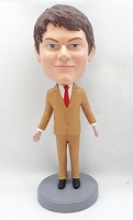 Business Man Custom Bobble Head 2 | Gift Ideas For Men