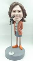 Custom Bobble Head Showing Great Love Personalized Bobble Head | Gifts For Women