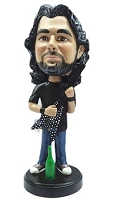 Guitar Rocker Custom Bobble Head 9 | Gift Ideas For Men