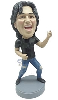 Air Guitar Custom Bobble Head | Gift Ideas For Men