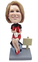 Custom Bobble Head Realtor | Gifts For Women