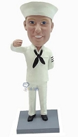 Sailor Personalized Bobble Head | Gift Ideas For Men