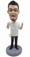 Chef Champion Custom Bobble Head 2 | Gift Ideas For Men