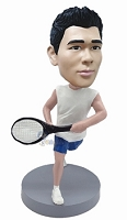 Tennis Custom Bobble Head 9 | Gift Ideas For Men