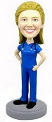 Custom Bobble Head The Nurse | Gifts For Women
