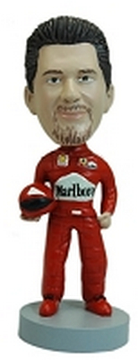 Race Car Driver Bobble Head | Gift Ideas For Men
