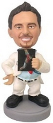 Custom Bobble Head Doctor | Gifts For Doctors