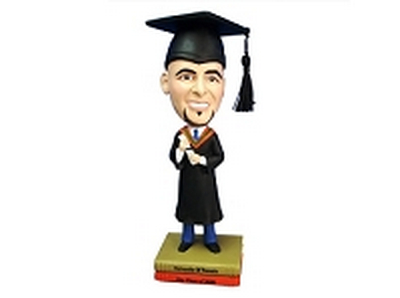 Graduation Custom Bobble Head 2 | Gift Ideas For Men