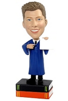 Graduation Custom Bobble Head 4 | Gift Ideas For Men