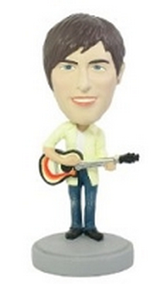 Guitar Custom Bobble Head 1 | Gift Ideas For Men