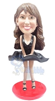 Custom Bobble Head Sexy Marilyn | Gifts For Women