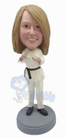 Custom Bobble Head The Karate 6 | Gifts For Women
