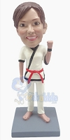 Custom Bobble Head The Karate 5 | Gifts For Women