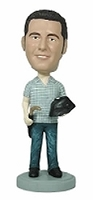Welder With Torch And Helmet Bobble Head | Gift Ideas For Men