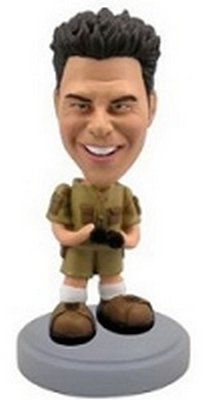 Adventure Man Custom Bobble Head | Gift Ideas For Men
