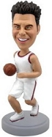 Basketball Player personalized bobblehead doll