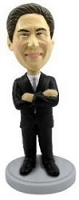 Man With Hands Crossed Custom Bobble Head | Gift Ideas For Men