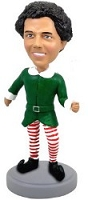 Elf Custom Bobble Head | Gift Ideas For Men