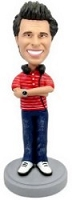Man With Headphones Custom Bobble Head | Gift Ideas For Men