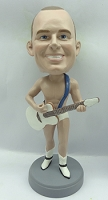 The Naked Cowboy Guitar Player | Gift Ideas For Men