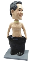 Streaker Male Custom Bobble Head | Gift Ideas For Men