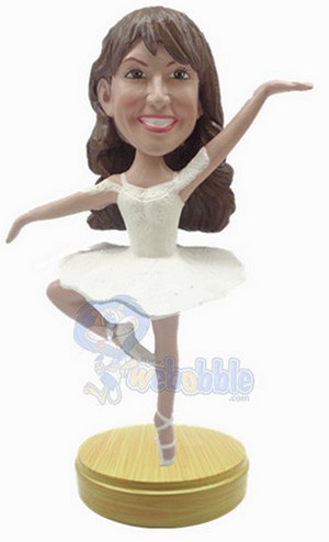 Custom Bobble Head Dancer Premium | Gifts For Women