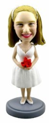 Custom Bobble Head Bridal Party Girl | Gifts For Women