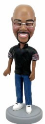 Man In Jeans Custom Bobble Head | Gift Ideas For Men