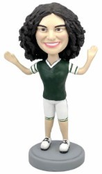 Custom Bobble Head Women In Pose 2 | Gifts For Women