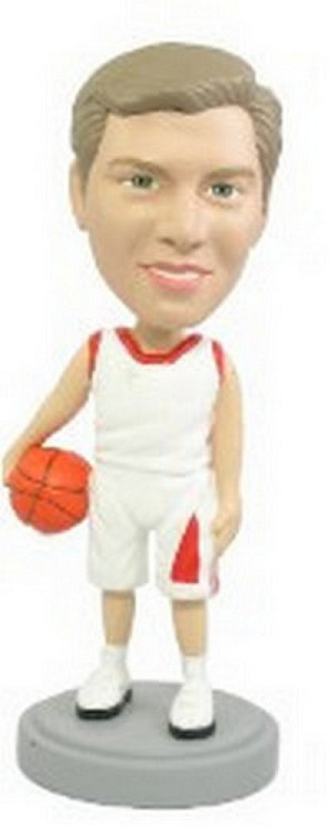Basketball 3 bobblehead doll