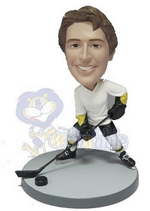 Hockey Custom Bobble Head (New)