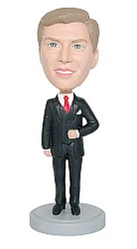 Groom Bobble Head/ Best Man Custom Bobble Head | Gift Ideas For Men