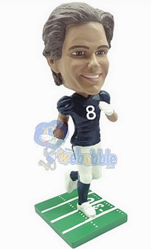 ad637d44a Football Custom Bobble Head 5 (Bobbing )