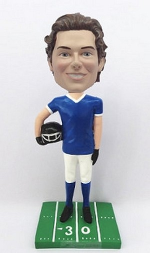 Football custom bobblehead doll 3