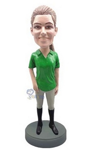 Custom Bobble Head Equestrian| Gifts For Women