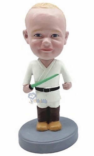 Star Wars Male custom bobblehead doll