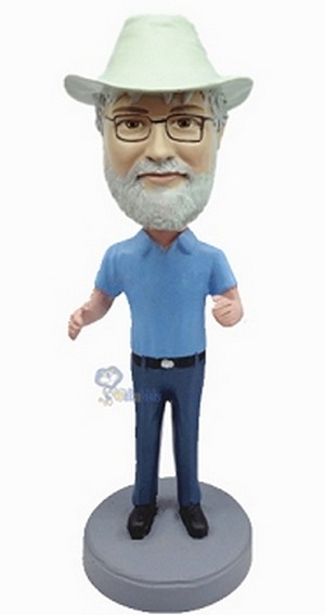 Casual custom bobblehead doll  27